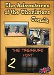 The tresure hunt. The adventures of the choristers. Comik