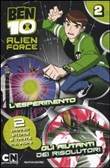 Ben 10 Alien Force. L'esperimento