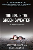 the girl in the green swe...