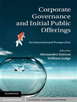 corporate governance and ...