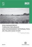 Risk management through insurance and environmental externalities: an Italian case study
