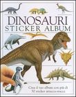 Dinosauri. Sticker album