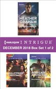 Harlequin Intrigue December 2018 - Box Set 1 of 2
