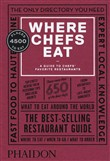 Where chefs eat. A guide to chefs' favourite restaurants