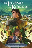 the legend of korra: ruin...