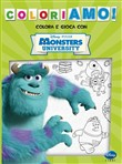 Monsters University. Coloriamo!