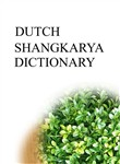 DUTCH SHANGKARYA DICTIONARY