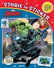 Avengers. Storie in sticker