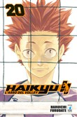 Haikyu!!. Vol. 20