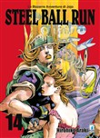 Steel ball run. Le bizzarre avventure di Jojo. Vol. 14