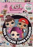 1000 sticker super fashion. L.O.L. Surprise!