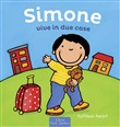 simone vive in due case. ...