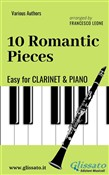 10 Romantic Pieces - Easy for Clarinet and Piano
