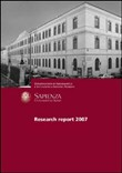 Research report 2007