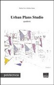 Urban plans studio. Quaderni