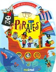 Pirates. My carry around activity book. Ediz. a colori