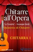 Chitarre all'Opera - set parti