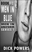 Men In Blue (Men In Uniform Series 1, Book 2)