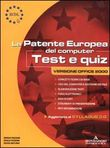 ECDL Test e Quiz, versione Office 2000