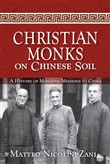 christian monks on chines...