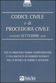 Codice civile e di procedura civile 2008