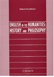 English in the humanities: history and philosophy