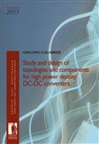 Study and design of topologies and components for high power density dc-dc converters