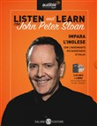 Listen and learn con John Peter Sloan. Audiolibro. CD Audio
