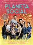 Planeta social party. Un'estate in tour. Con gadget