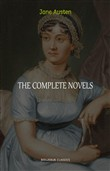 Jane Austen Collection: The Complete Novels (Pride and Prejudice, Emma, Sense and Sensibility, Persuasion...)