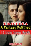 Erotica: A Fantasy Fulfilled: 12 Erotic Stories Bundle