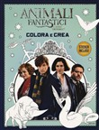 Animali fantastici. Colouring e sticker book