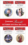 Harlequin Presents October 2018 - Box Set 2 of 2