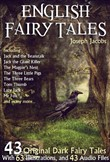 43 English Fairy Tales.