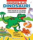 Colorare in 3d - dinosauri