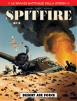 Le grandi battaglie della storia. Vol. 21: Desert air force. Spitfire