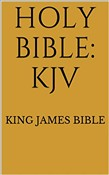 holy bible kjv: old and n...