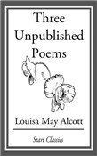 Three Unpublished Poems