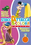 Staccattacca e colora special: Biancaneve­Rapunzel