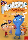 Monster english. Per diventare «mostri» in inglese. Con adesivi Vol. 5
