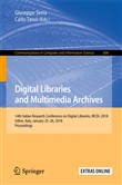 digital libraries and mul...