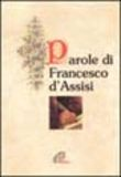 Parole di Francesco d'Assisi