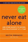 never eat alone, expanded...