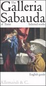 The Galleria Sabauda of Turin. Selected works
