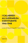 I calabresi all'assemblea costituente 1946-1948