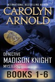 Detective Madison Knight Mysteries Master Collection: Books 1-6
