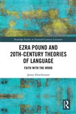 Ezra Pound and 20th-Century Theories of Language