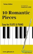10 Romantic Pieces - Easy for Flute and Piano