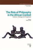 The role of philosophy in the African context. Traditions, challenges and perspectives