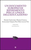 Un documento europeo di riferimento per le lingue dell'educazione?